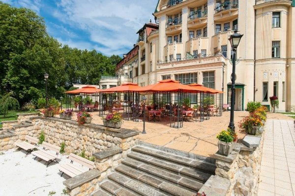 - Danubius+Health+Spa+Resort+Thermia+Palace - hotel Piestany
