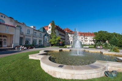 - Danubius Health Spa Resort Thermia Palace - hotel Piestany